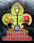 Allstate BCS National Championship 2012-LSU and Alabama